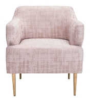 Oasis Arm Chair in Pink | Zuo