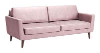 Mirabelle Sofa in Pink | Zuo