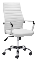 Primero Office Chair in White | Zuo