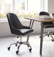 Zuo Modern Space Office Chair Black