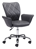 Specify Office Chair in Gray | Zuo