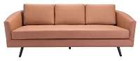 Zuo Modern Divinity Sofa Brown