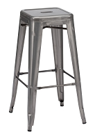 Marius Barstool in Gunmetal set of 2 | Zuo
