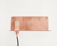 90 Wall Light Copper by Frama