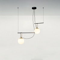 NH S3 2 Arms | Artemide