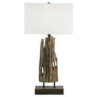 Regina Andrew Reclaimed Wood Table Lamp