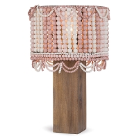 Regina Andrew Malibu Table Lamp Weathered Pink