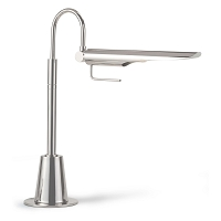 Regina Andrew Raven Task Lamp Polished Nickel