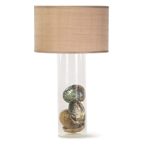 Regina Andrew Palmetto Glass Table Lamp
