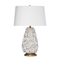 Regina Andrew Alice Porcelain Flower Table Lamp