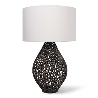Regina Andrew Jett Table Lamp Bronze