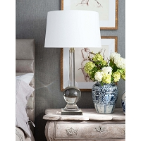 Regina Andrew Stowe Crystal Table Lamp
