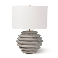 Canyon Ceramic Table Lamp | Regina Andrew