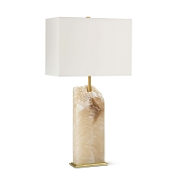 Selina Alabaster Table Lamp | Regina Andrew