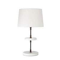 Bistro Table Lamp in Oil Rubbed Bronze | Coastal Living
