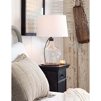 Demi John Table Lamp Small | Coastal Living