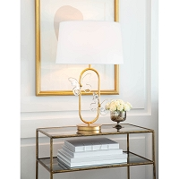 Monarch Oval Table Lamp | Regina Andrew