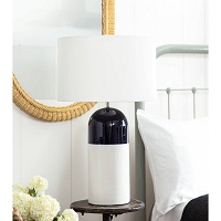 Westport Ceramic Table Lamp | Coastal Living