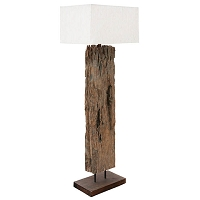 Regina Andrew Reclaimed Wood Floor Lamp