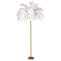 Regina Andrew Josehine Feather Floor Lamp