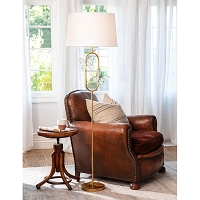 Monarch Oval Floor Lamp | Regina Andrew