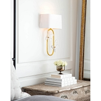 Monarch Oval Sconce | Regina Andrew