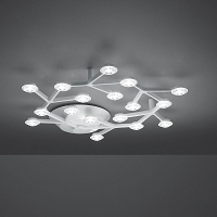 LED Net Circle Ceiling Light | Artemide