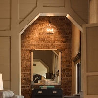 Dover Pendant in Oil Rubbed Bronze | Coastal Living