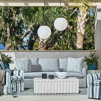 Bistro Outdoor Pendant | Coastal Living