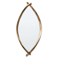 Arbre Mirror Antique Gold | Regina Andrew