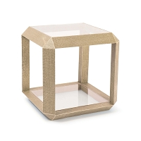 Aegean Side Table Natural | Regina Andrew