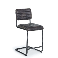 Regina Andrew Dylan Counter Stool Set of 2 Ebony
