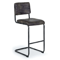 Regina Andrew Dylan Bar Stool Set of 2 Ebony