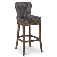 Regina Andrew Tavern Bar Stool Dark Grey