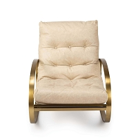Regina Andrew Simon Leather Chair Cappuccino