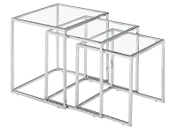 Pasos Nesting Tables in Chrome | Zuo