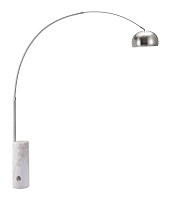 Trion Floor Lamp in Satin | Zuo