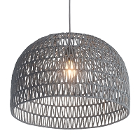 Paradise Ceiling Lamp in Gray | Zuo