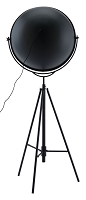 Vauxhall Floor Lamp in Antique Black | Zuo
