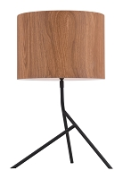 Sutton Table Lamp in Brown | Zuo