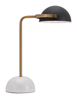 Irving Table Lamp in Black | Zuo