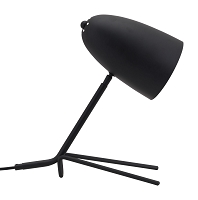 Jamison Table Lamp in Matte Black | Zuo