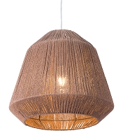 Impala Ceiling Lamp in Brown | Zuo