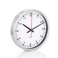 Era Wall Clock White 15 inch | Blomus