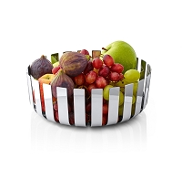 Gusto Fruit Bowl Polished | Blomus