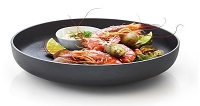 Ono Cast Iron Serving Bowl XL | Blomus