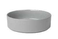 Mio Serving Bowl Gray 11 inch | Blomus