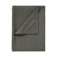 Grid Tea Towels Agave Green | Blomus