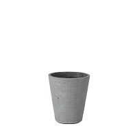 Coluna Flower Pot Dark Gray 5 x 4 | Blomus