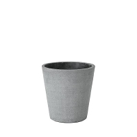 Coluna Flower Pot Dark Gray 6 x 5 | Blomus